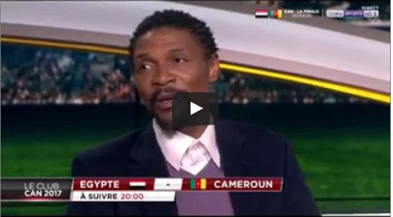 """Annoncé mort, le joueur Camerounais Rigobert SONG declare """" je vais tres bien et..."""