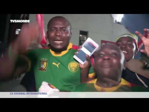 Vidéo - Cameroun champion d'Afrique, la ville de Yaoundé en fête