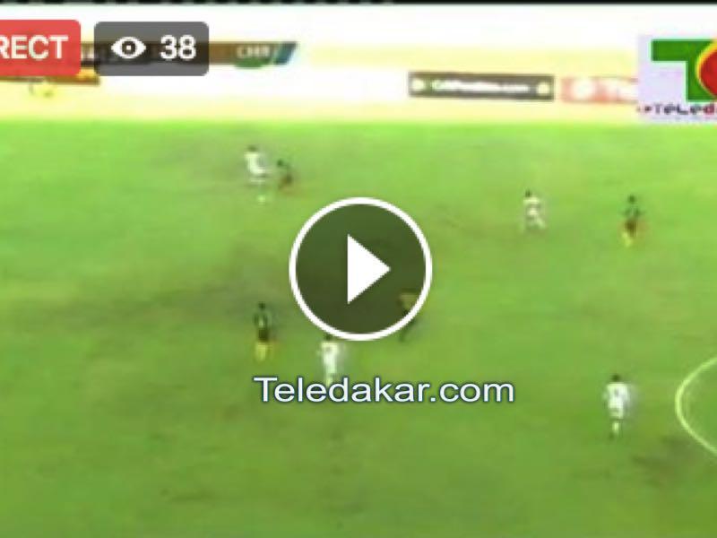 En direct - CAN U20 : Sénégal vs Cameroun