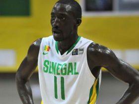 mohamed faye equipe basket du senegal