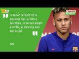 neymar au psg dans l'équipe 21