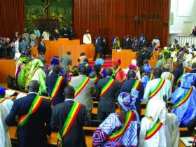 En Direct Assemblée nationale : Installation de la 13ÉM législature