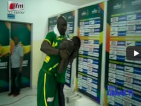 Vidéo- Afrobasket 2017 : les lions ont craqué dans les coulisses ! Regardez