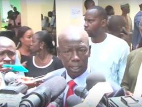 Vidéo - Wilane s'endort à l'Assemblée et oublie de déposer son vote