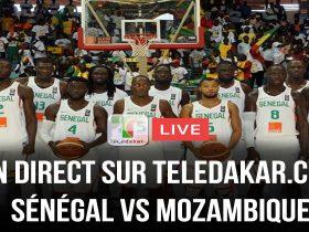 En direct - Afrobasket 2017 : Sénégal vs Mozambique