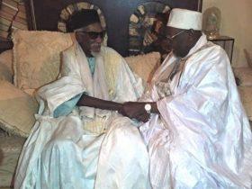 Cheikh Sidy Moctar Mbacké a perdu un frère