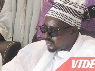 Vidéo - Serigne Bass Abdou Khadre: « Al Amine a terminé sa mission avant de partir »