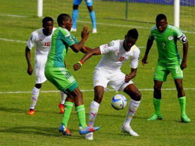 En direct - Sénégal vs Niger
