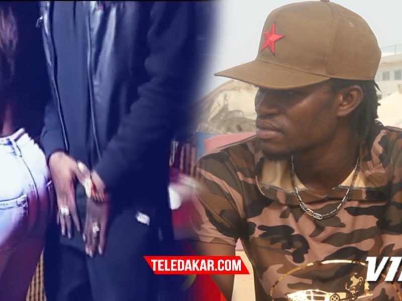 """Vidéo - Rico Baller Baby, l'interprète de Tek ko cii se défend  : """" les sénégalais sont des complexés """""""
