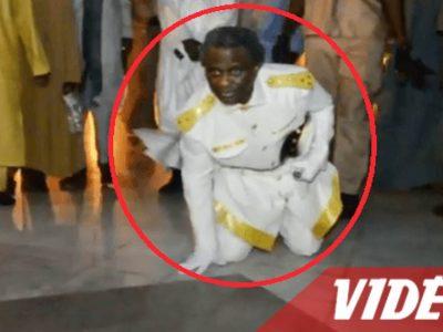 Vidéo - Voici pourquoi Kara a été expulsé de la Grande Mosquée de Touba