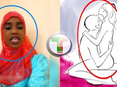Vidéo - Cette ibadou vous parle sans complexe les positions de l'amour