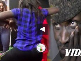 Vidéo - Sanekh mis KO par cette danseuse