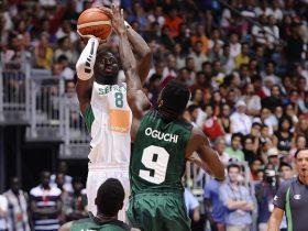 EN DIRECT: Afrobasket 2017 1/2 Sénégal vs Nigeria