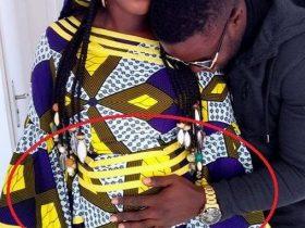 Arrêt sur image: Mya du groupe Maabo annonce sa grossesse en photo