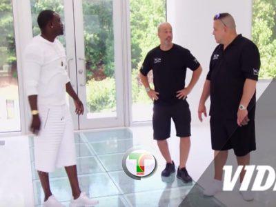 Quand Akon demande qu'on lui construise un aquarium africain