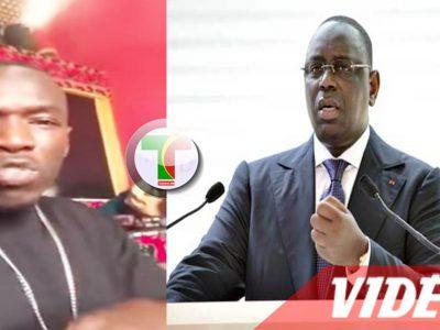 Vidéo - Le nouveau challenge de Nit Doff qui ne va pas plaire à Macky Sall