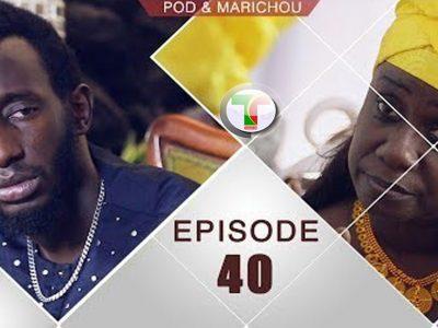Série - Pod et Marichou Saison 2 épisode 40