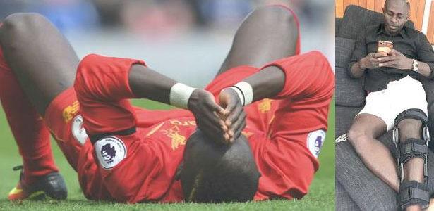 Sadio MANE «sacrifié» par le staff technique des «Lions»