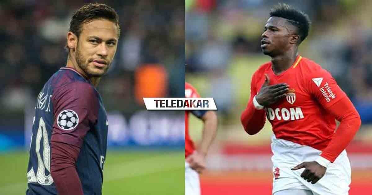 Monaco vs PSG - Keita Baldé face à Neymar, un duel de boss ...