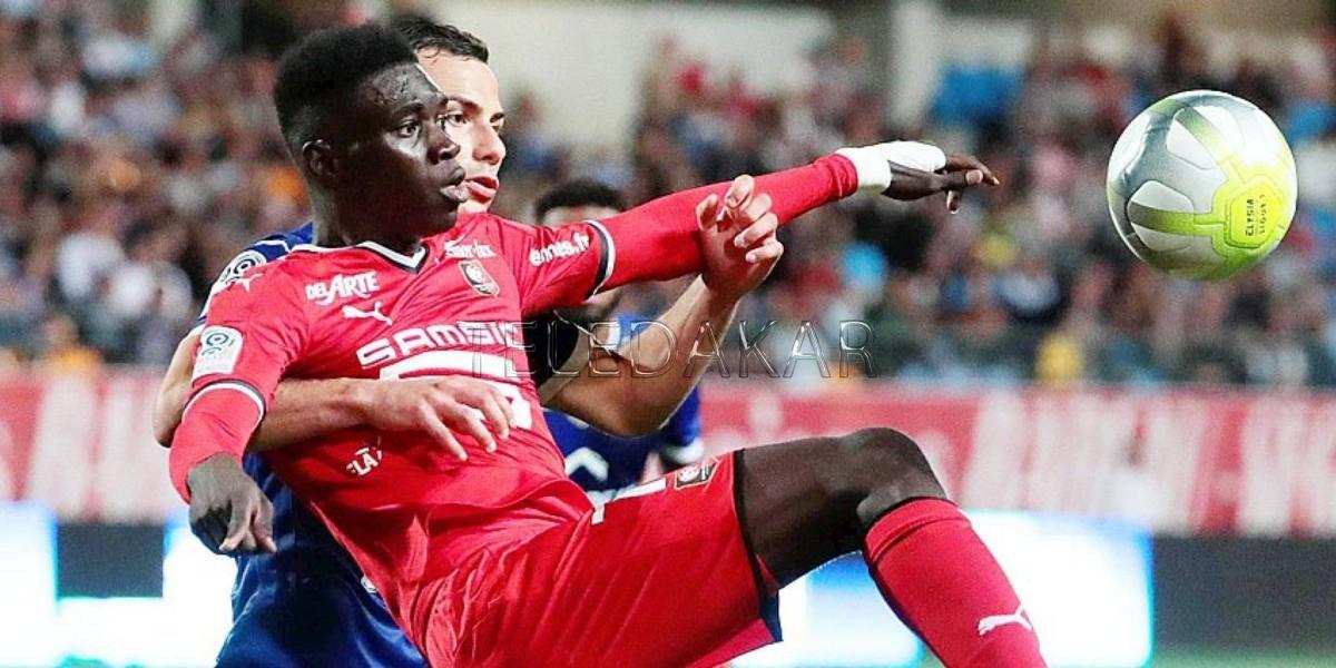 """Sadio Mané avertie les joueur : """"Ismaïla Sarr est très rapide ne le laissez pas...""""  %Post Title"""