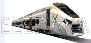 Train Express Régional: Alstom a lancé avec succès les essais du premier train Coradia Polyvalent destiné au Sénégal  %Post Title