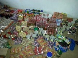 Ramadan – Des tonnes de pâtes alimentaires et des milliers de litres d'huile saisis à Kaolack
