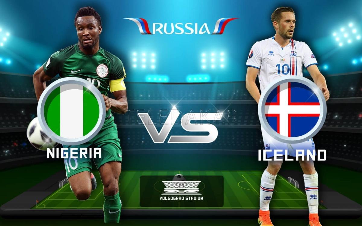 Island Vs Nigeria