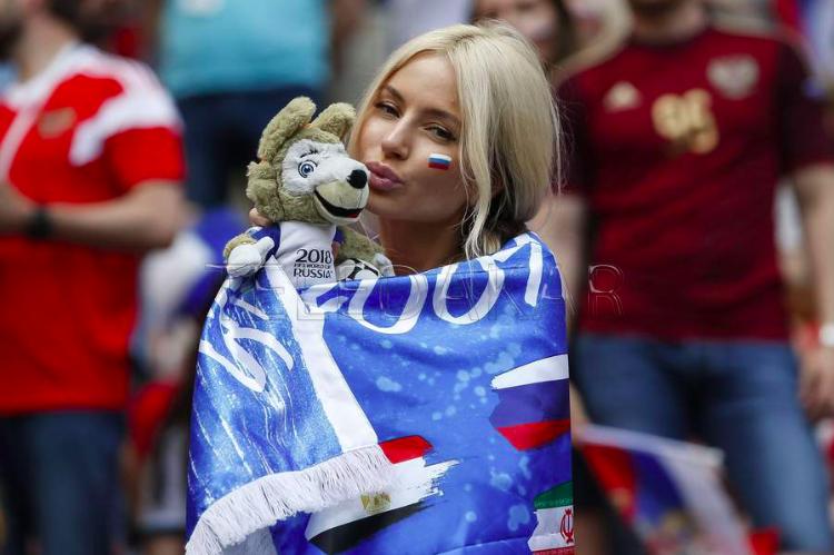 Les plus belles supportrices de la Coupe du monde 2018  %Post Title