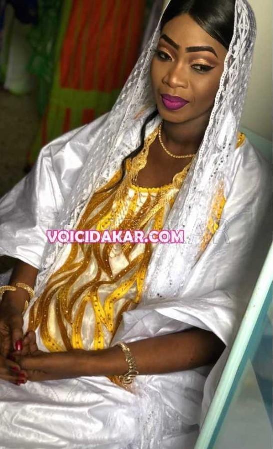 Les images du baptême de la fille de Serigne Modou Kara et Mame Diarra Wade  %Post Title
