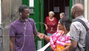 Oncle Sénégalais blessé à Naples: « Il y a un climat de haine contre les immigrants… »