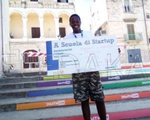 Italie – Découvrez la création de ce jeune sénégalais pour les violences faites aux femmes  %Post Title