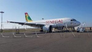 """Maïmouna Ndoye Seck """"La compagnie Air Sénégal vient de réceptionner un nouvel Airbus""""  %Post Title"""
