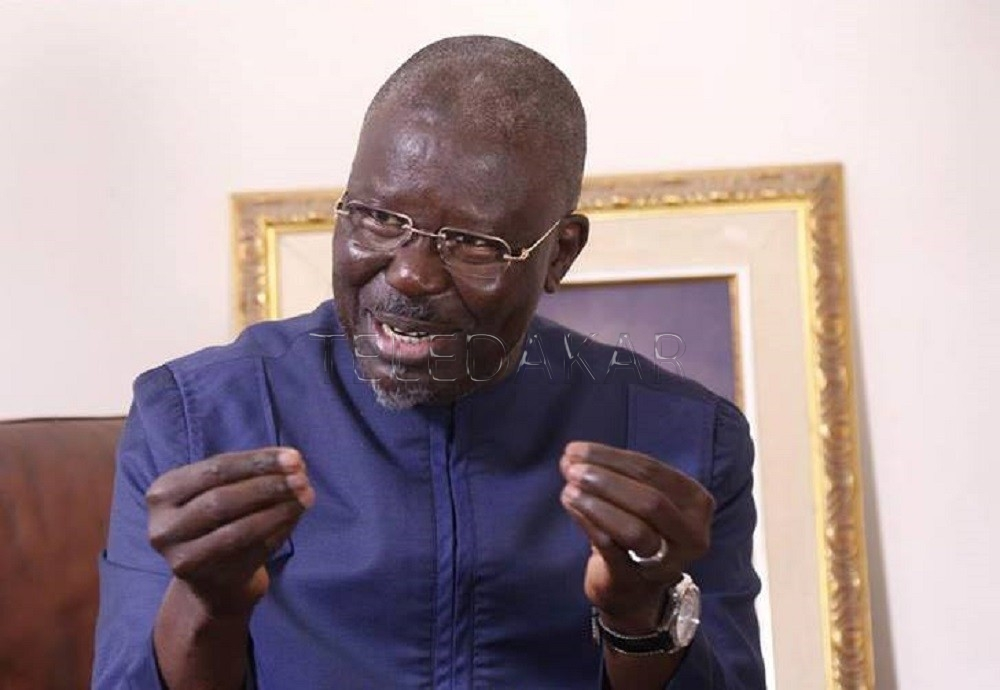 PDS : Babacar Gaye n'est plus porte-parole de Me Abdoulaye Wade.  %Post Title