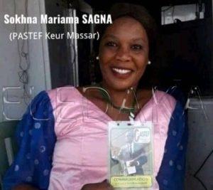 Mariama Sagna retrouvée avec beaucoup d'argent, Cissé lô accuse Sonko de traîner avec de l'argent illicite  %Post Title