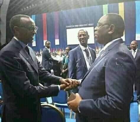 Paul Kagame à Macky : « Les sénégalais ne savent pas la chance qu'ils ont de vous avoir comme président »  %Post Title