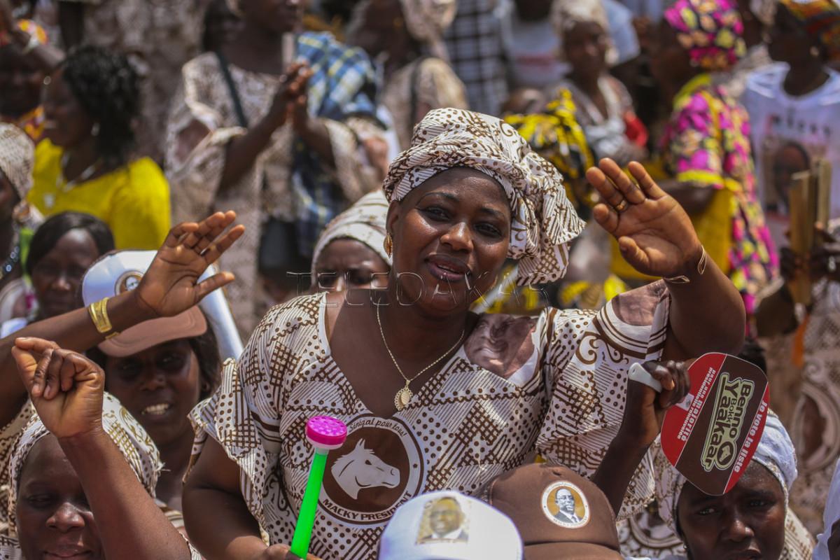 Campagne électorale en Casamance : Macky Sall poursuit sa démonstration de force (photos)  %Post Title