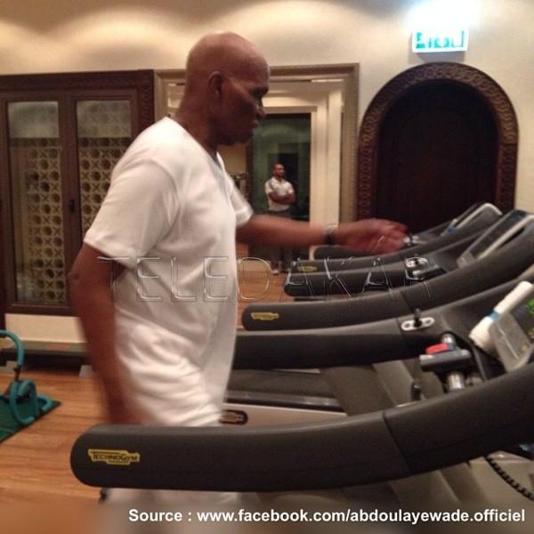 """Comment Me Aboulaye Wade meuble ses journées à l'hôtel """"TERROU BI""""  %Post Title"""