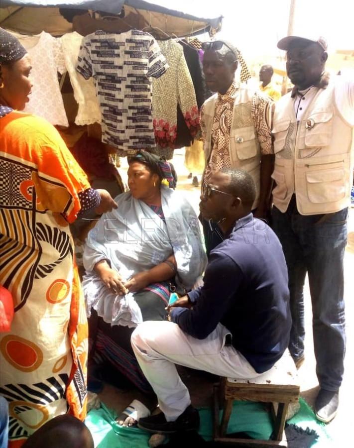 Présidentielle 2019 : Après la victoire, Mora Cissé remercie Grand-Yoff  %Post Title