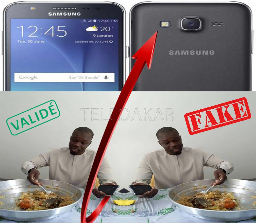 manger avec la main Gauche ou Droite : la photo polémique de Ousmane Sonko  %Post Title