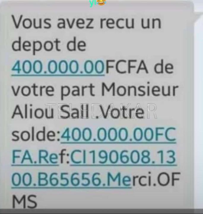 """""""Aliou Sall offre 400 Milles via Orange Money"""" Quand la population se moque du frère de Macky  %Post Title"""