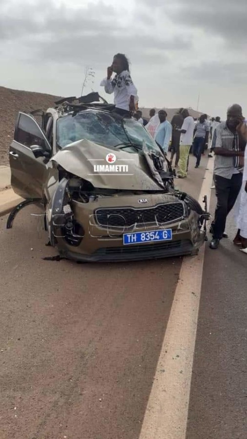 Dernière minute : un violent accident sur l'autoroute Ila Touba
