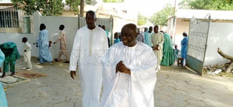 Tabaski 2019 : Le message d'Idrissa Seck  %Post Title