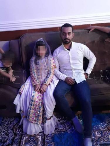 Vidéo - Colère en Iran après la diffusion de la vidéo d'une mariée de 11 ans  %Post Title