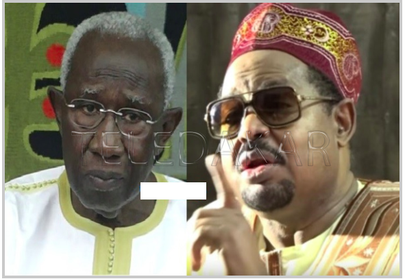 Ahmed Khalifa Niass à Iba Der Thiam : «Quand on ne connaît pas l'histoire on se tait »  %Post Title