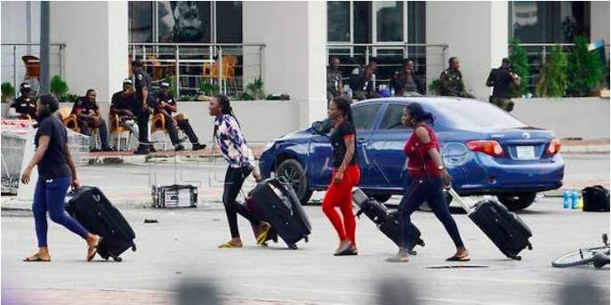 Xénophobie en Afrique du sud : rapatriement de 600 ressortissants nigérians