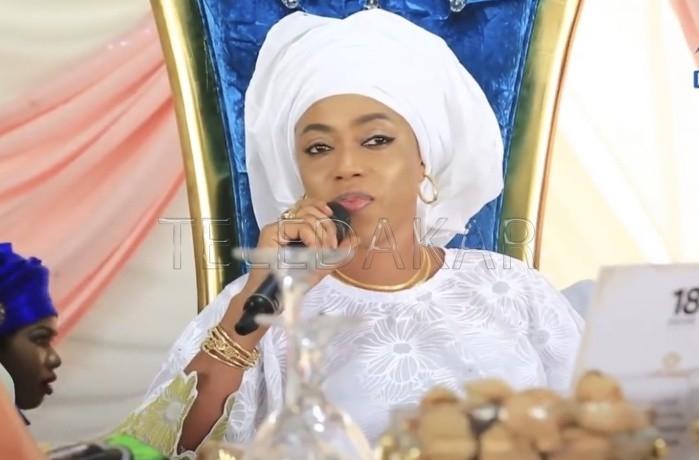Sokhna Aida Diallo adopte une nouvelle stratégie pour éliminer ses détracteurs