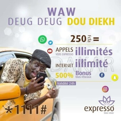 Expresso s'invite dans la concurrence entre Orange et Free