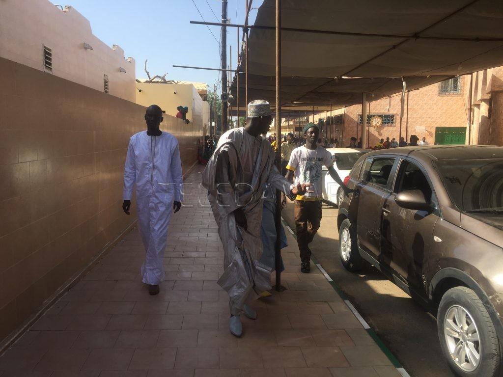 Tivaouane : Le départ du khalife pour la cérémonie officielle