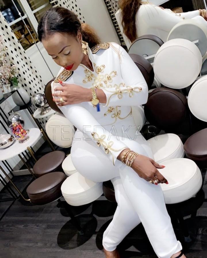 Photo- Mbathio Ndiaye féerique, élégante et bien généreuse  %Post Title