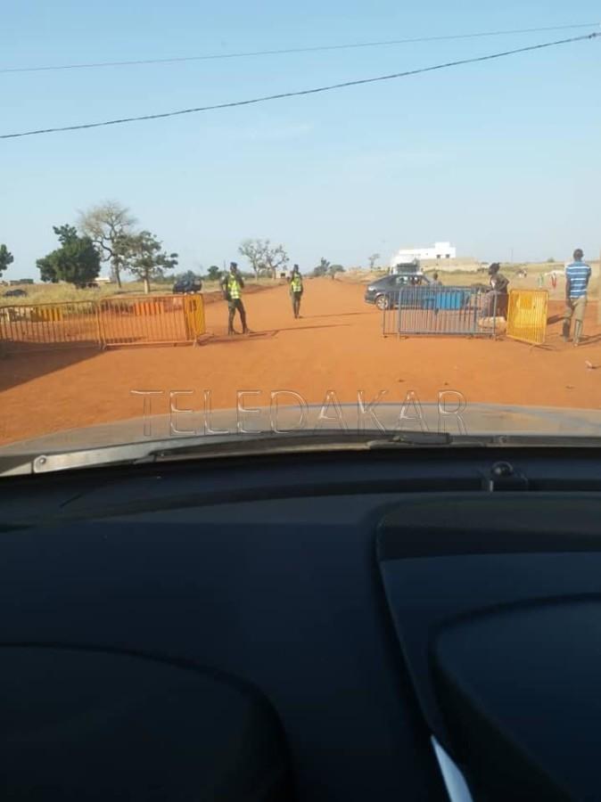 GAMOU La gendarmerie investit Madinatoul Salam